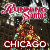 RUNNING OF THE SANTAS-CHICAGO