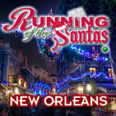 2021 New Orleans Running of the Santas