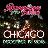 RUNNING OF THE SANTAS-CHICAGO