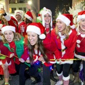 RUNNING OF THE SANTAS – NEW ORLEANS