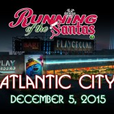 RUNNING OF THE SANTAS – ATLANTIC CITY