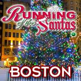 RUNNING OF THE SANTAS-BOSTON